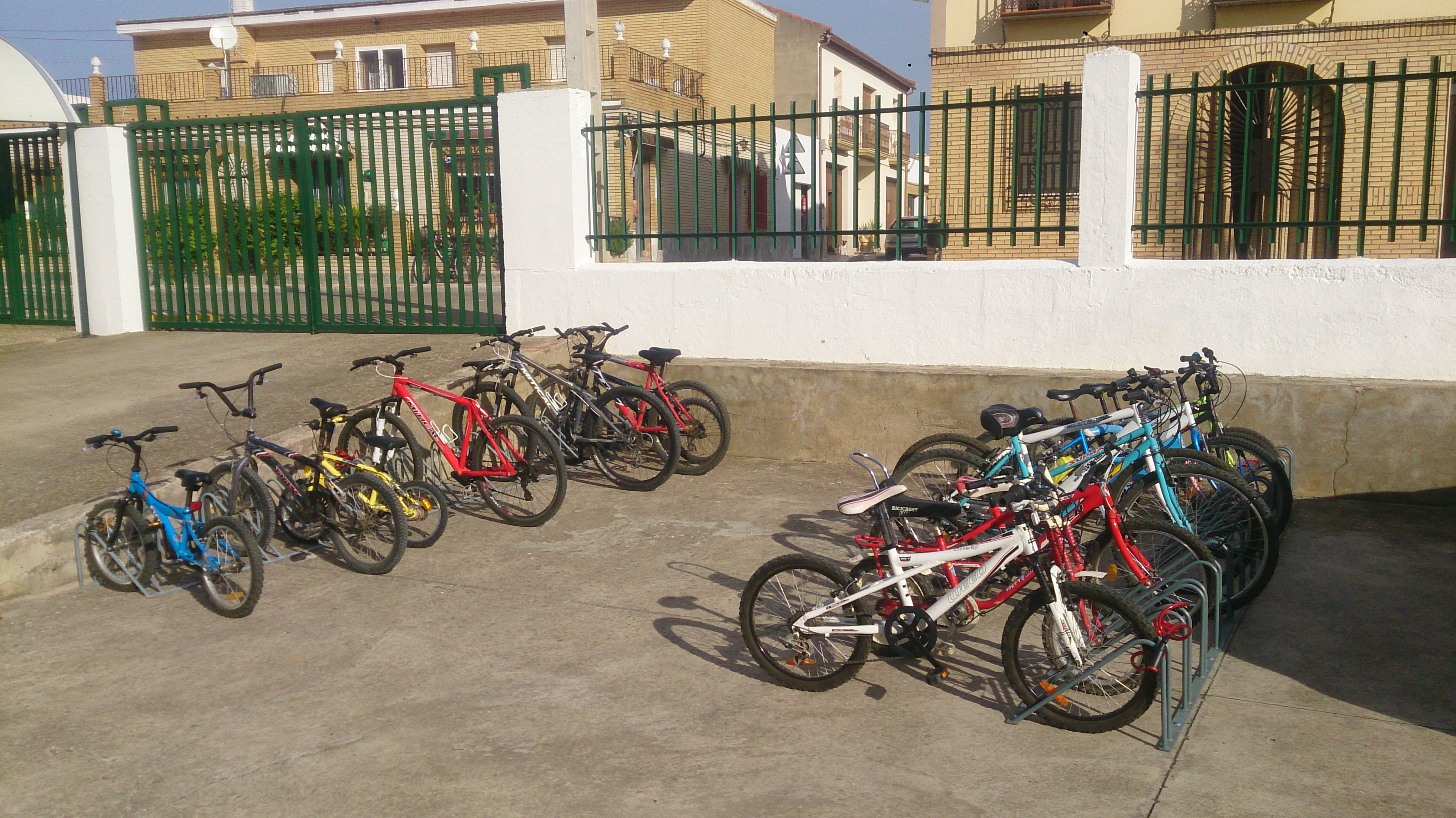 Parking de bicis
